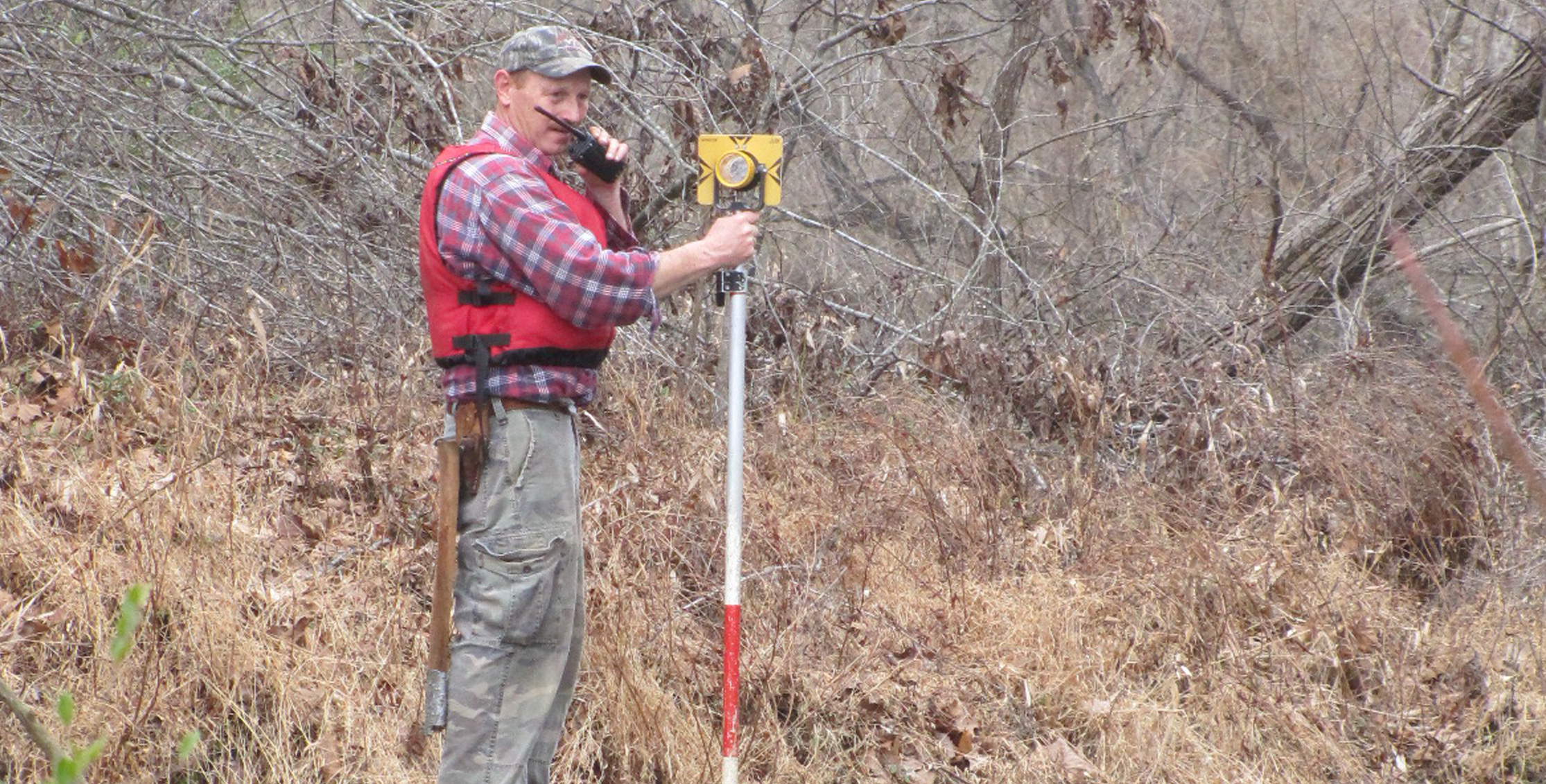 Topographical surveyors in Virginia